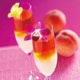 桃と紅茶のセパレートティー