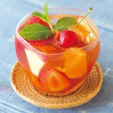 「紅子」のサングリア風冷茶