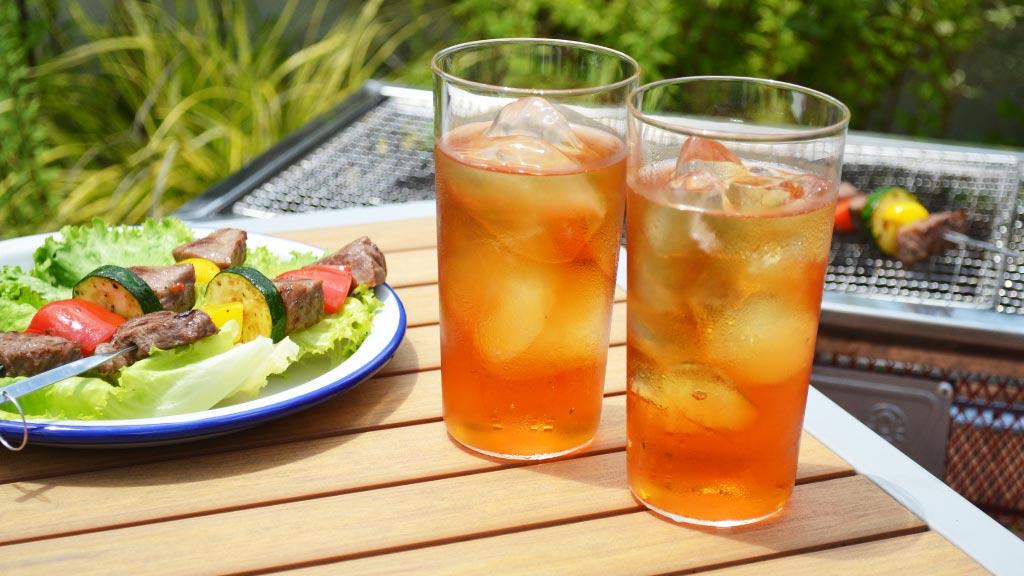 旬のある暮らしvol.6: 夏グルメとペアリング! ダージリン夏摘み紅茶